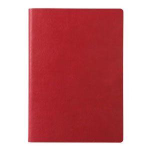 ノート A6 デイクラフト(DAYCRAFT) Signature A6サイズ ノートブック 2セット レッド R4013|nomado1230
