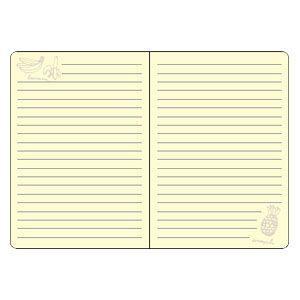 デイクラフト(DAYCRAFT) Juicy ノートブック 2セット (パイナップル) R4021|nomado1230|03