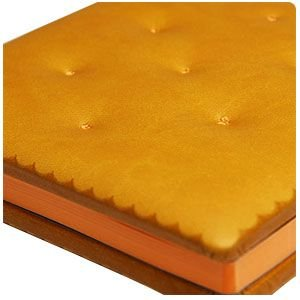 ノート デイクラフト(DAYCRAFT) Cookie Bookie ノートブック 2セット チーズ クラッカー R4024|nomado1230|03