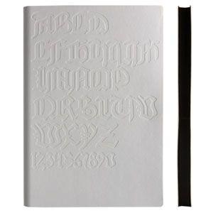 ノート A6 横罫 デイクラフト(DAYCRAFT) シグネチャー グーテンベルク バイブル A6サイズ 6.5ミリ横罫 ノートブック 2冊セット ホワイト R4027|nomado1230