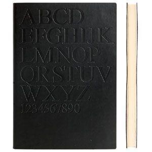 デイクラフト(DAYCRAFT) シグネチャー グーテンベルク タイムズ・ニュー・ローマ A6サイズ 6.5ミリ横罫 ノートブック 2冊セット ブラック R4028|nomado1230