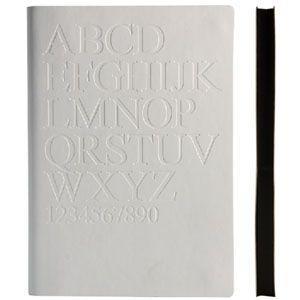デイクラフト(DAYCRAFT) シグネチャー グーテンベルク タイムズ・ニュー・ローマ A6サイズ 6.5ミリ横罫 ノートブック 2冊セット ホワイト R4029|nomado1230