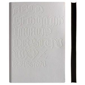 ノート A5 横罫 デイクラフト(DAYCRAFT) シグネチャー グーテンベルク バイブル A5サイズ 6.5ミリ横罫 ノートブック 2冊セット ホワイト R4033|nomado1230
