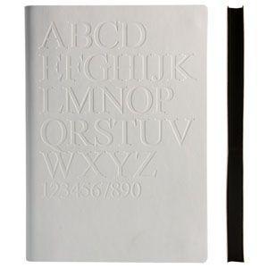 デイクラフト(DAYCRAFT) シグネチャー グーテンベルク タイムズ・ニュー・ローマ A5サイズ 6.5ミリ横罫 ノートブック 2冊セット ホワイト R4035|nomado1230