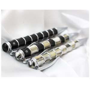 高級 ボールペン ダライッティ(DALLAITI) バンブー調 ブラック ボールペン AKR27|nomado1230|04