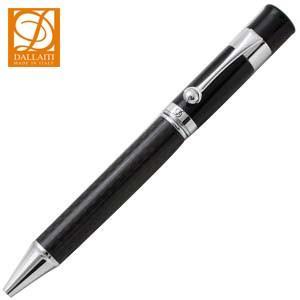 高級 ボールペン ダライッティ(DALLAITI) ソリッド ブラック ボールペン AKR40|nomado1230