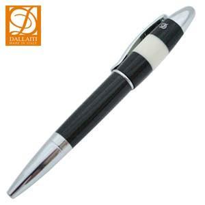 高級 ボールペン 名入れ ダライッティ(DALLAITI) コロン オフホワイト ボールペン AKR49|nomado1230