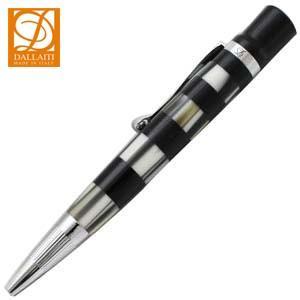 高級 ボールペン ダライッティ(DALLAITI) マーブル ゼブラ ボールペン AKR62|nomado1230