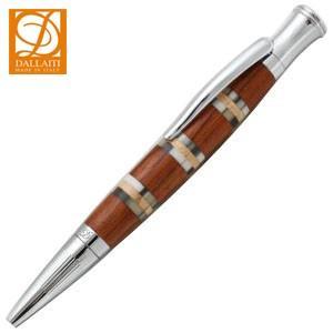 高級 ボールペン ダライッティ(DALLAITI) スパイラル ウッドマーブル ボールペン AKR63|nomado1230