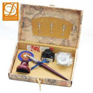 つけペン セット ダライッティ(DALLAITI) つけペン プレミアムセット BX42|nomado1230