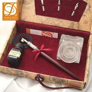 つけペン セット ダライッティ(DALLAITI) つけペン インクポットセット BX43|nomado1230