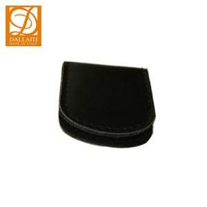 マネークリップ 名入れ ダライッティ(DALLAITI) 本皮製 マネークリップ 黒 FS05|nomado1230