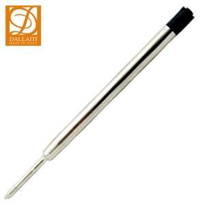 替芯 ボールペン 油性 ダライッティ(DALLAITI) 油性ボールペン 替芯 大 10個セット クロ RF0XBIG nomado1230