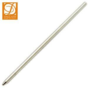 替芯 ボールペン ダライッティ(DALLAITI) ボールペン 替芯 小 10個セット クロ RF0XSML nomado1230