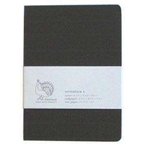 ドレスコ(Dressco) Sサイズ セビロ ノートブック (ネイビーブルー) No. 480327|nomado1230