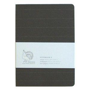 ドレスコ(Dressco) Sサイズ セビロ ノートブック (ダークグレー) No. 487819|nomado1230