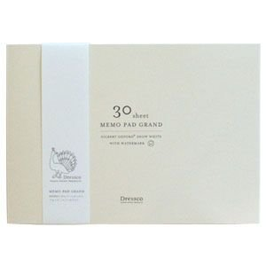 メモ ドレスコ(Dressco) GRAND ギルバートオックスフォードSW メモパッド 5セット No. 512368|nomado1230