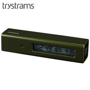 時計 トライストラムス(trystrams) Smooth モバイルウォッチ カーキ THF-ER03G|nomado1230