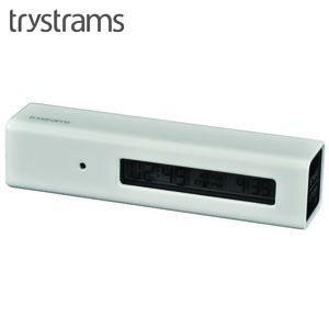 時計 トライストラムス(trystrams) Smooth モバイルウォッチ ホワイト THF-ER03W|nomado1230