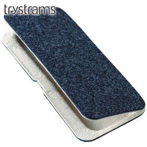 ペンケース トライストラムス(trystrams) Smooth ペンケース SEAMLESS ダークグレー THF-MC01DM|nomado1230