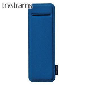 ペンケース トライストラムス(trystrams) Smooth SPREAD ペンボード ブルー THF-MC03B|nomado1230