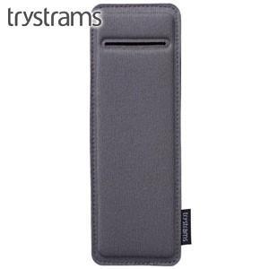 ペンケース トライストラムス(trystrams) Smooth SPREAD ペンボード グレー THF-MC03M|nomado1230