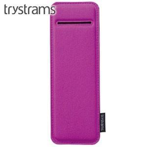 ペンケース トライストラムス(trystrams) Smooth SPREAD ペンボード ピンク THF-MC03P|nomado1230