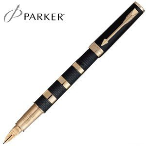 水性ペン パーカー インジェニュイティ 5th 水性ペン ブラックラバー&メタルGT AP015283|nomado1230