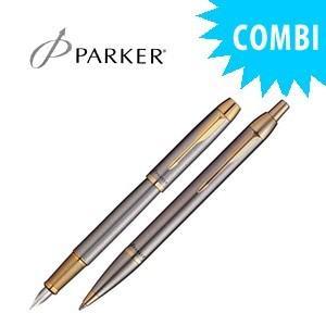 ギフトセット パーカー スペシャルコンビセット パーカー・IM 万年筆&ボールペン GT S1142102COMBUSET|nomado1230