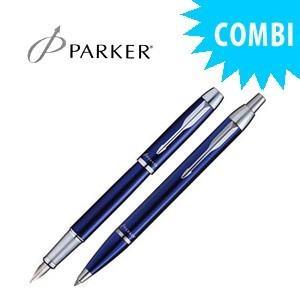 ギフトセット パーカー スペシャルコンビセット パーカー・IM 万年筆&ボールペン ブルーCT S1142352COMBUSET|nomado1230