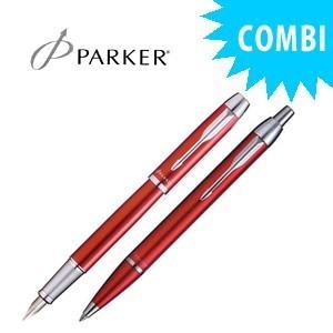 ギフトセット パーカー スペシャルコンビセット パーカー・IM 万年筆&ボールペン ピンクCT S1142342COMBUSET|nomado1230