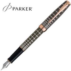 万年筆 名入れ パーカー ソネット 万年筆 ブラウンPGT 185947P|nomado1230