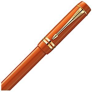 万年筆 名入れ パーカー デュオフォールド ヒストリカルカラー インターナショナル 万年筆 ビッグレッドGT No. 1907190 nomado1230 03