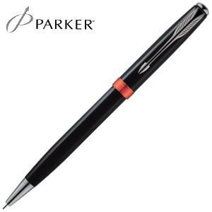 パーカー ソネット グレイトエクスペクテーション ボールペン ブラック&ビッグレッド No. 1930657|nomado1230