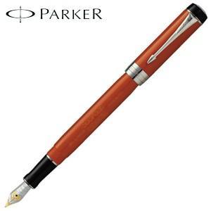 パーカー デュオフォールド クラシック インターナショナル 万年筆 ビッグレッドCT 193137-|nomado1230