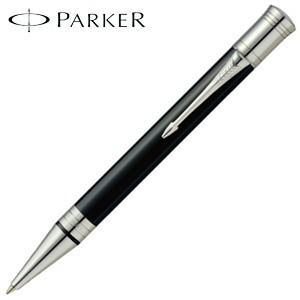 高級 ボールペン 名入れ パーカー デュオフォールド クラシック ボールペン ブラックCT No. 1931390|nomado1230