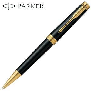 高級 ボールペン 名入れ パーカー パーカー・プリミエ ボールペン ラックブラックGT No. 1931412|nomado1230