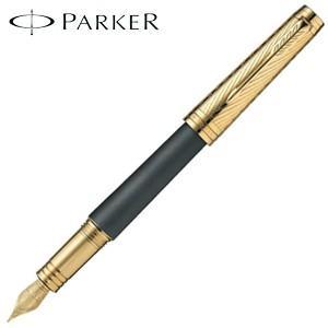 パーカー パーカー・プリミエ 万年筆 ストームグレイGT 193143-|nomado1230