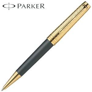 高級 ボールペン パーカー パーカー・プリミエ ボールペン ストームグレイGT No. 1931440|nomado1230