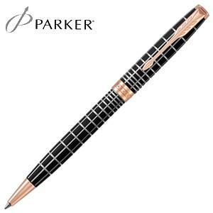 高級 ボールペン 名入れ パーカー ソネット プレミアム ボールペン ブラウンPGT No. 1931483|nomado1230