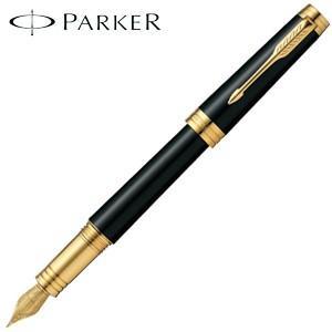 パーカー パーカー・プリミエ 万年筆 ラックブラックGT 19314-|nomado1230