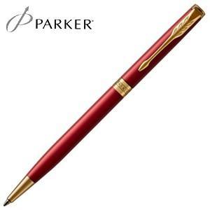 パーカー ソネット スリムボールペン レッドGT No. 1950778|nomado1230