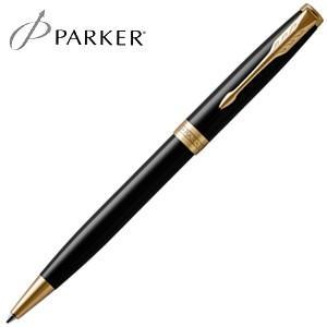 高級 ボールペン 名入れ パーカー ソネット ボールペン ラックブラックGT No. 1950784|nomado1230