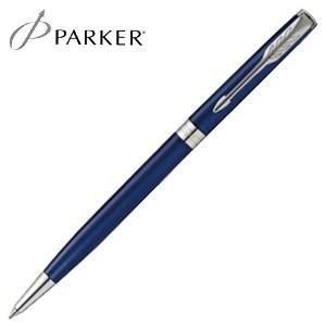 高級 ボールペン 名入れ パーカー ソネット スリムボールペン ブルーラッカーCT No. 1950890|nomado1230