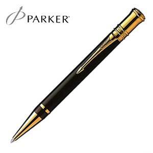 パーカー デュオフォールド ボールペン ブラックGT S1110342|nomado1230