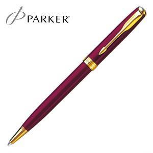 パーカー ソネット オリジナル ボールペン レッドGT S11130322|nomado1230
