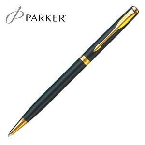 パーカー ソネット オリジナル スリム ボールペン マットブラックGT S11130342S|nomado1230