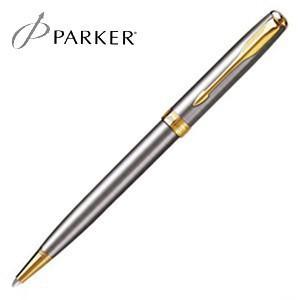 パーカー ソネット オリジナル ボールペン (ステンレススチールGT) S11130362S|nomado1230