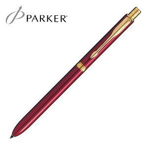 パーカー ソネット オリジナル マルチペン レッドGT S111306220|nomado1230