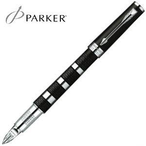水性ペン パーカー インジェニュイティ 5th 水性ペン ブラックラバー&メタルCT No. 1201732|nomado1230